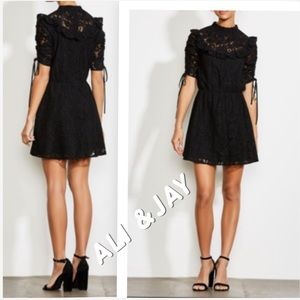 🆕Ali & Jay BabyDoll Lace Dress🖤